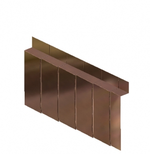 3-Way Bonding Grade Metal Flashing B