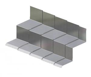 3-Way Bonding Lintel Metal Flashing B