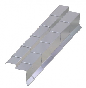 3-Way Bonding Roof Line Metal Flashing C
