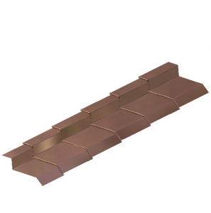 3-Way Bonding Roof Line Metal Flashing E