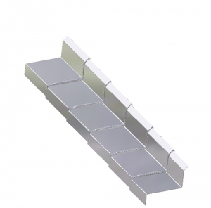 3-Way Bonding Sill Metal Flashing C