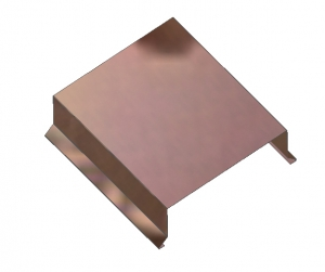 Standard Metal Coping System