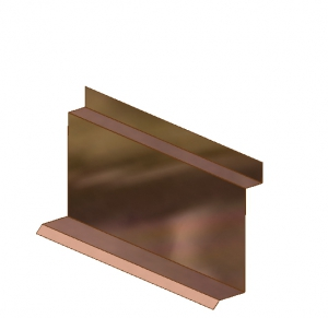 Through-Wall Grade Metal Flashing C
