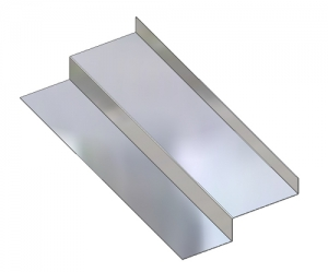 Through-Wall Lintel Metal Flashing A