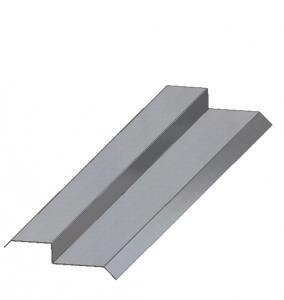 Through-Wall Roof Line Metal Flashing D