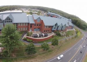 BB Sheet metal- Tunxis Community College- Phase II Campus