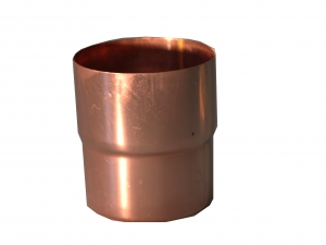 Americraft Copper Downspout Connector