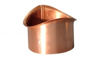 Americraft Copper Gutter Outlet
