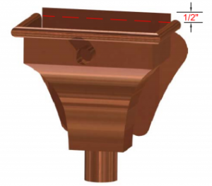 April Copper Conductor Head 1
