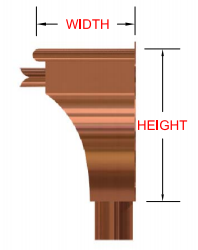 April Copper Conductor Head 3