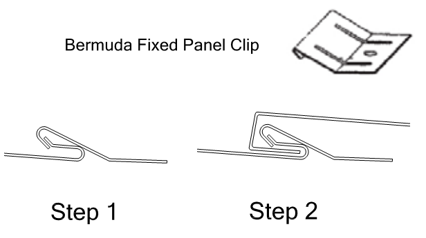 BERMUDA PANEL INTERLOCK SEAM