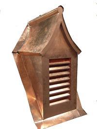 Birdhouse Full Louver Dormer