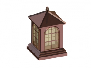 Cottage Copper Cupola