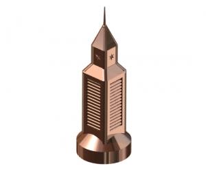 Empire Copper Cupola
