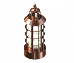 Lantern Copper Cupola
