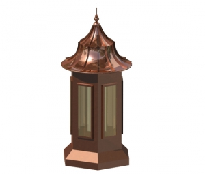 Peccadillo Copper Cupola