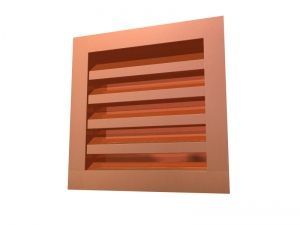 Rectangle Wall Louver