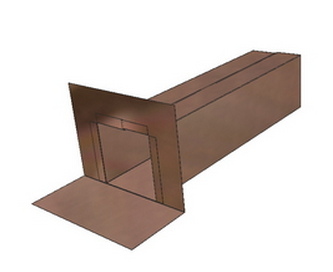 Scuppers or Eave Boxes | B&B Sheet Metal