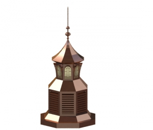 Royal Copper Cupola