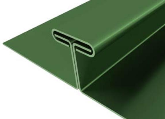 Series S3000 T Seam B B Sheet Metal