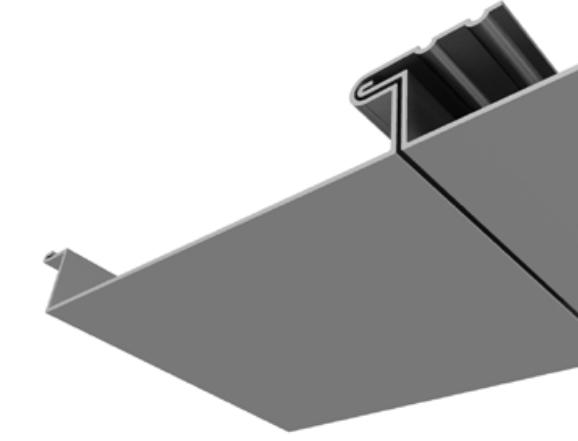 Architectural Paneling System B B Sheet Metal
