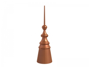 Satellite Finial