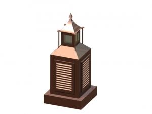 Spearhead Copper Cupola