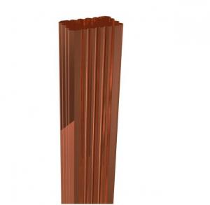 Square Corrugated Downspout