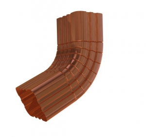Square Corrugated Downspout Elbows