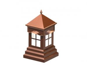 Temple Copper Cupola