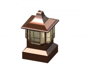 Villa Copper Cupola