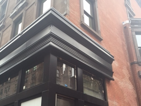 BB Sheet Metal- 31 East 74th street